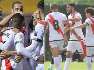 El Rayo busca la sorpresa en Sevilla