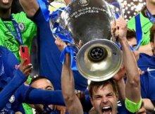 El Chelsea actual campeón de la Champions League
