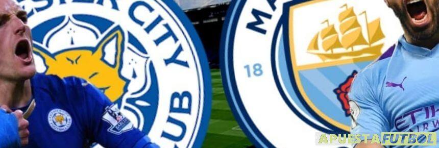 Partido entre Leicester y Manchester City de Premier League