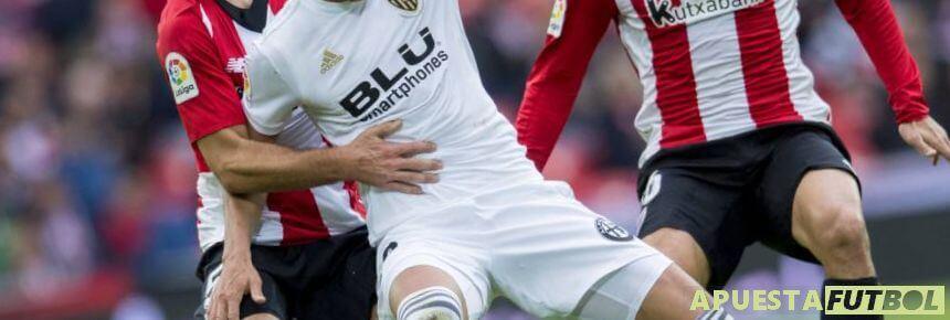 Valencia vs Athletic en Liga Santander 2020/21