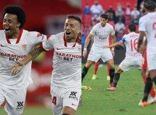 El Sevilla sueña con llevarse la liga este año