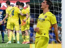 El Villarreal buscará la sorpresa en Manchester