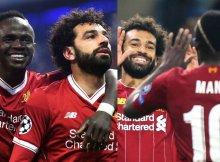 El Liverpool tiene dinamita en la delantera